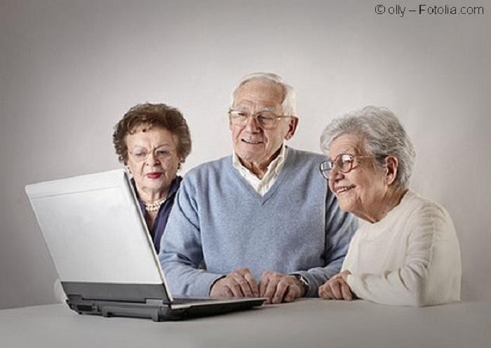 Partnersuche im internet für senioren
