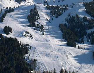 Skigebiet Avoriaz Mozine Les Gets