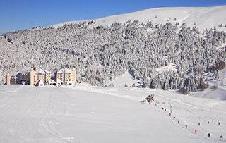 Skigebiet Uludag