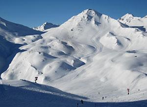 Skigebiet Servaus-Fiss-Ladis