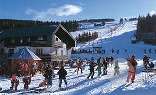Skigebiet Skiarena Krkonoše