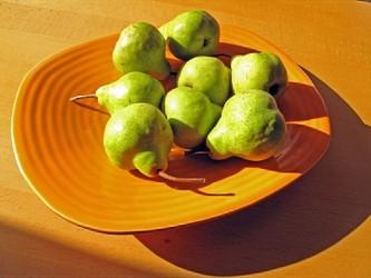 Birne - Vitamine