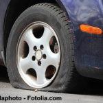 Geplatzter Reifen, Blow Ups, Geisterfahrer
