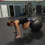 Rücken stärken mit Gesäß- und Bauchmuskulatur