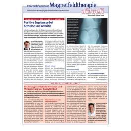 TITELTHEMA: ARTHROSE UND RHEUMATOIDE ARTHRITIS