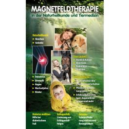 Magnetfeldtherapie in der Naturheilkunde und Tiermedizin