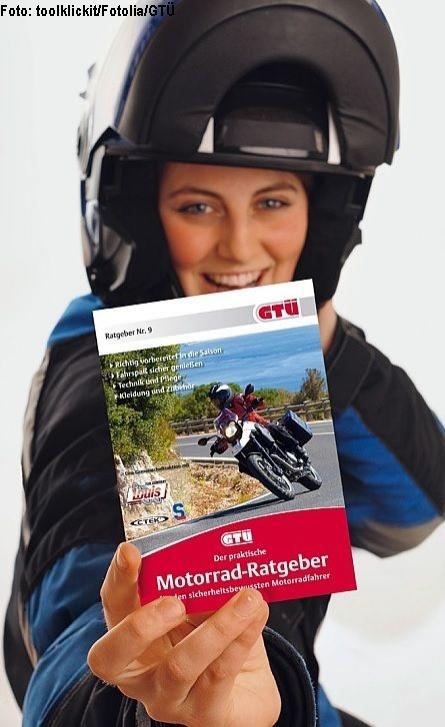 GTÜ Motorradsaison
