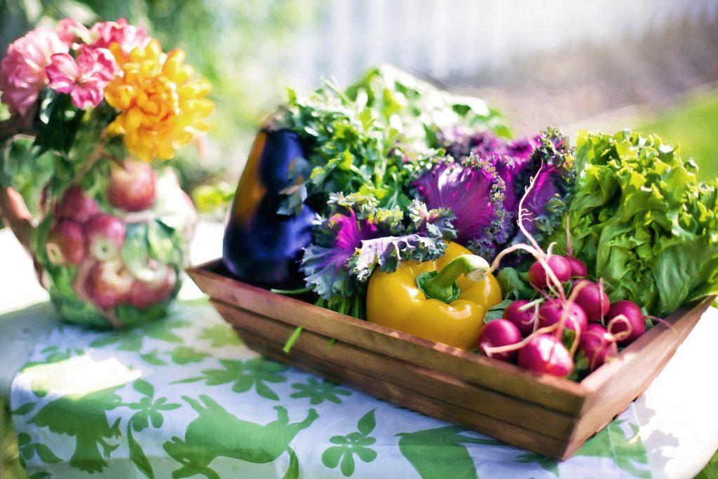 Gemüse Roh