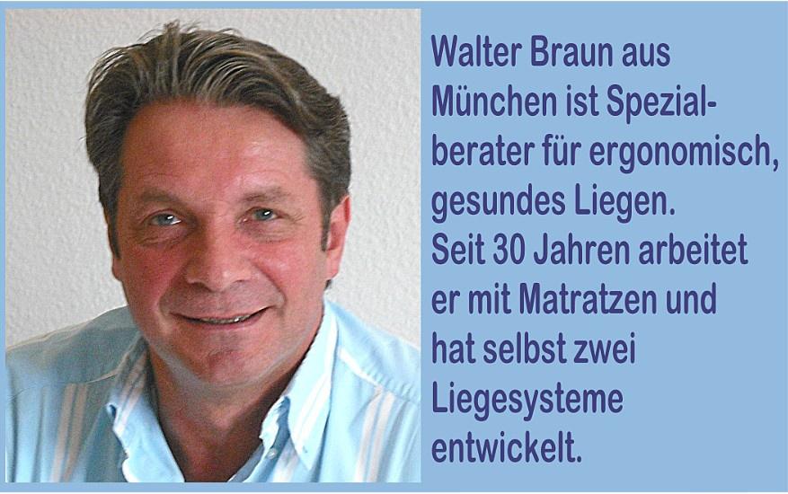Vita Walter Braun