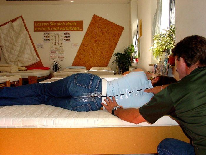 gesunder schlaf. Black Bedroom Furniture Sets. Home Design Ideas