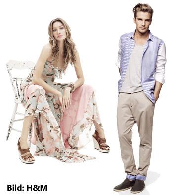 Mann und Frau , Mode