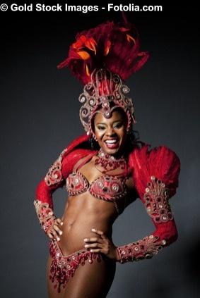 Brasilien und die schönen Frauen