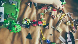 Spielzeuge, die Kinderherzen höher schlagen lassen