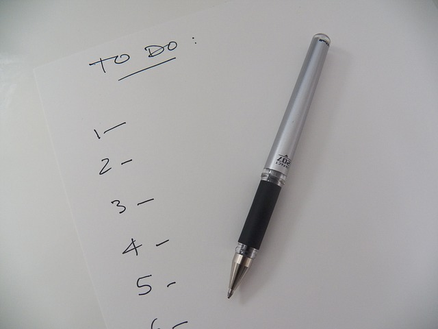 To Do Erledigungs liste list-372766_640