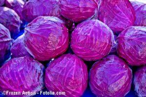 Die Vitaminbombe: Kohl beinhaltet mehr Vitamin C als Orangen