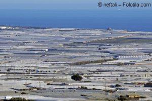 """Das """"Plastikmeer"""" in Spanien ist sogar aus dem Weltall zu sehen"""