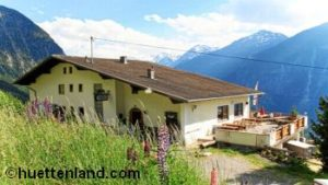 Berghütte Ötztalblick Sommer