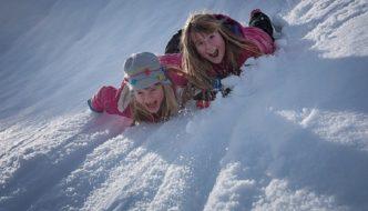 Den Winter mit viel Spaß und Freude genießen