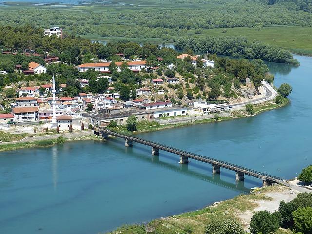 Skoder Fluss Albanien albania-1099677_640