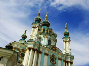 Kirche Kiew Ukraine church-214560_640