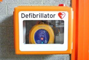 Defibrillator, Sekundentod, Herzstillstand