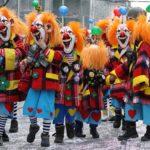 Fasching feiern mit tollen Masken und Kostümen