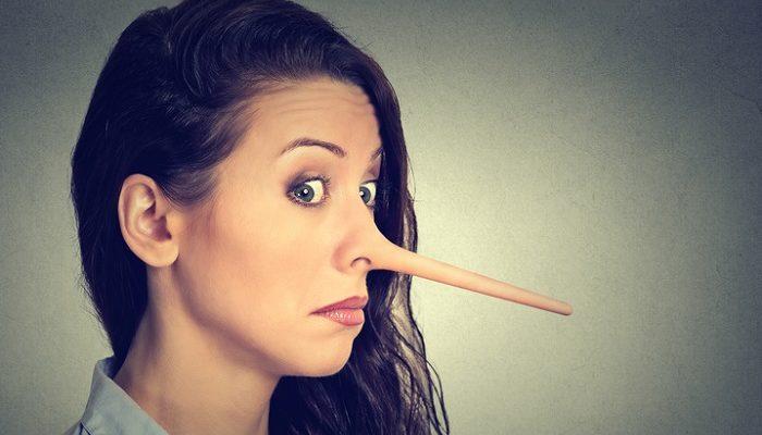 Lügen, Schwindel und Unwahrheiten erkennen