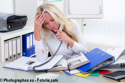 anzeichen stress überforderung