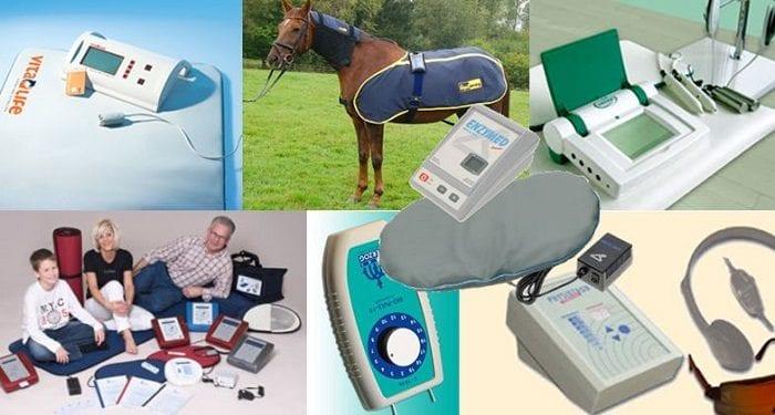Magnetfeldtherapie-Geräte