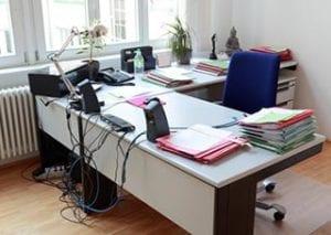 Schluss mit unordnung und chaos for Schreibtisch chaos