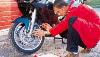 Sicherer Start in die Motorradsaison
