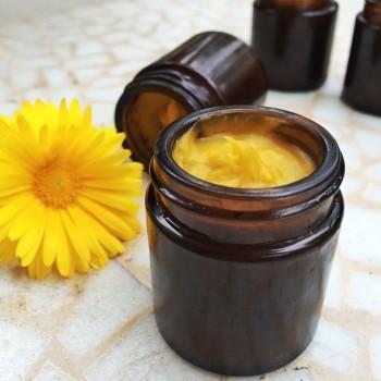 Ätherische Öle - Salbe