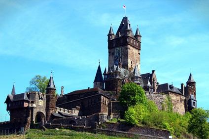 Mosel-Radweg: Ein besonderes Highlight während der Tour ist ein Besuch der Burg Cochem