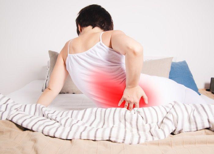 Rückenschmerzen Aufgrund Der Falschen Matratze Tipps Vom Experten