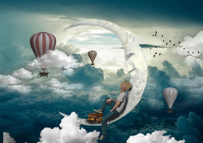 Traumdeutung große liebe gefunden