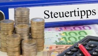 Steuer 2018: Mit der richtigen Steuerklasse Geld sparen