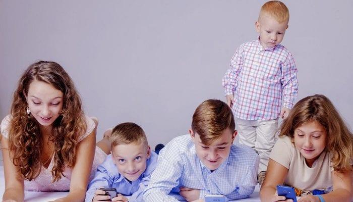 Kinder und Smartphones – funktioniert das