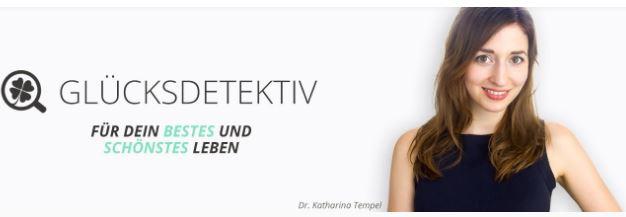 Bild der Bloggerin Dr. Katharina Tempel