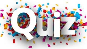 Quiz-Allgemeinbildung: Machen Sie mit beim Wissensquiz