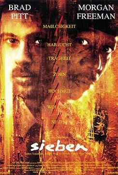 Kinoposter vom Film Sieben