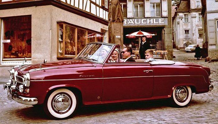 Die schönsten Oldtimer Autos aus Deutschland