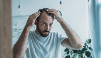 PRP Behandlung gegen Haarausfall