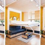 Mehr Lebensraum durch das intelligente Bettsystem Bett³