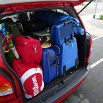 Gepäck im Auto richtig und sicher verstauen