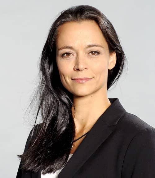 Portrait von Yvonne de Bark