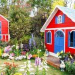 Gartenhäuser – facettenreich und multifunktional