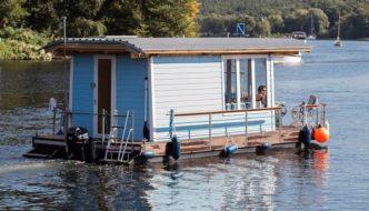 Hausboot auf der Müritz – Unterwegs im schwimmenden Zuhause